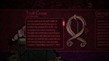 BOF Troll Cross