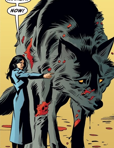 Bigby Wolf (Comic Series) Gallery | Fables Wiki | FANDOM powered ...