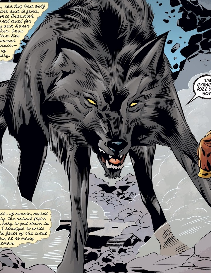 Bigby Wolf (Comic Series) | Fables Wiki | FANDOM powered by Wikia
