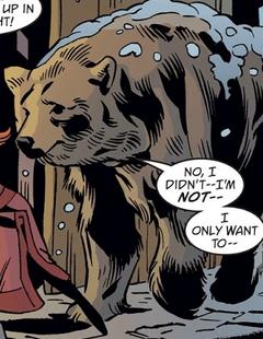 I95 Brandish Bear
