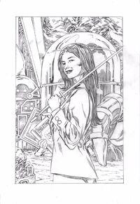 Snow White Buckingham Artwork 01