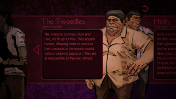 BOF Tweedles
