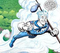 Jack Frost Flying