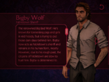Bigby Wolf (Video Game) Gallery