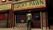ISC Lucky Pawn Exterior