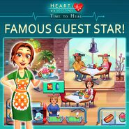 Heart's Medicine Famous Guest Star