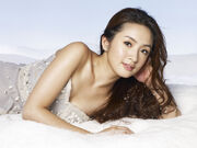 Ariel Lin Silvery Fashion