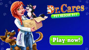 Dr. Cares Pet Rescue 911 Play Now1