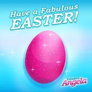 Fabulous Angela Happpy Easter