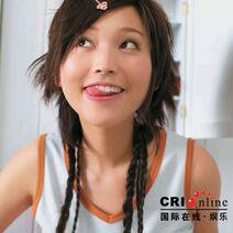 Kym Jin Sha Orange Pose