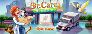 Dr. Cares Pet Rescue 911 Out Now