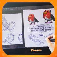 Delicious 15 Idea Bird
