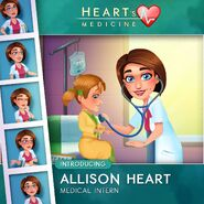Allison Heart Introduction