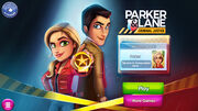 ParkerAndLane Main Screen