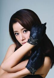 Ruby Lin Black Fashion