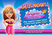 Angela Napoli Sweet Revenge Out Now
