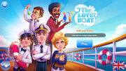 The Love Boat Main Screen