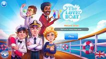 The Love Boat Main Screen