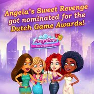 Angela Sweet Revenge Award