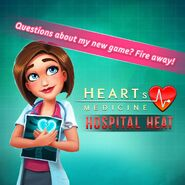 Heart's Medicine Hospital Heat Upcoming Questions