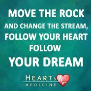 Heart's Medicine Quote