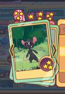 Чёрный мышонок, высокое качество