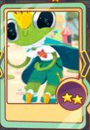 Принц-лягушка, среднее качество