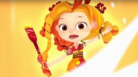 Сказочный Патруль - 8 серия - трейлер - мультфильм о приключениях подружек-волшебниц