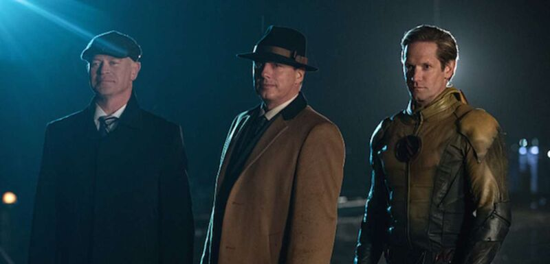 The Legends of Tomorrow - The Chicago Way episode screenshot