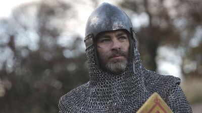 Chris Pine Nude Scene: 'Outlaw King' Director Talks #BallsForBoobs