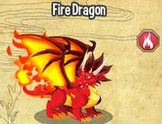 Fire dragon lv 7