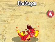 Fire dragon lv 1-3