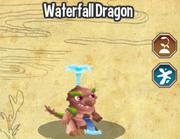 Waterfall dragon lv1-3