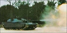 XM1 Abrams