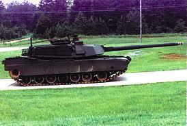 M1A2 M256E1