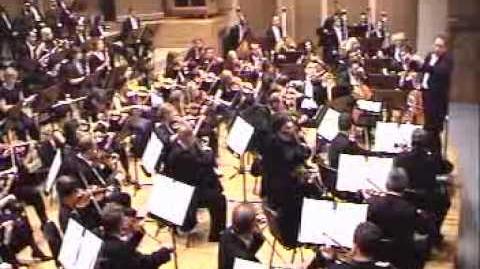 """R. Schumann -- Overture """"Manfred"""", Op"""