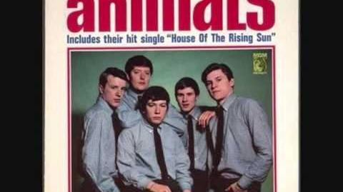 The Animals - The Animals (US Album - 1964) Full Album