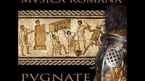 Ancient Roman Music - Musica Romana - Pugnate IV