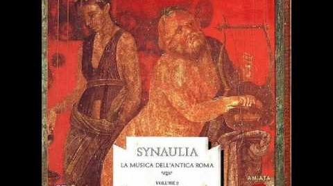 Ancient Roman Music - Synaulia I