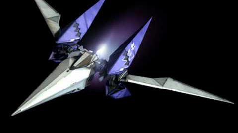 Star Fox Assault- Aparoid Queen
