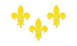NouvelleFranceFlag