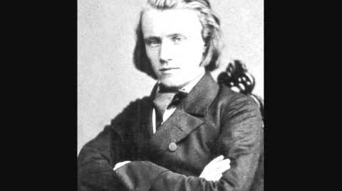 Johannes Brahms - Hungarian Dance No
