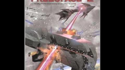 """Freespace 2 Music - """"Battle D"""""""