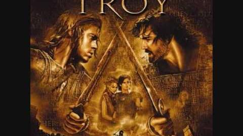 Troy Soundtrack