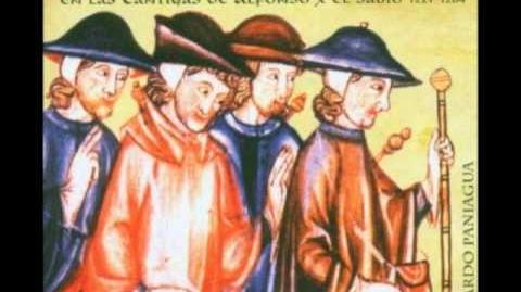 Cantigas de Santiago de Compostela