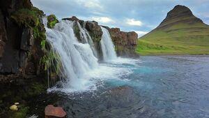Lone falls