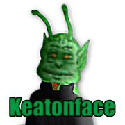 Keatonface