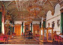 Malachite Room interior