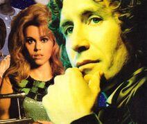 Bafflement and Devotion Jane Fonda Iris with Eighth Doctor