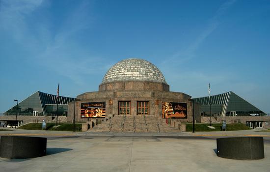 Adler Planetarium (Erudite)